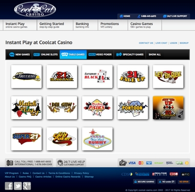 online casino flash player