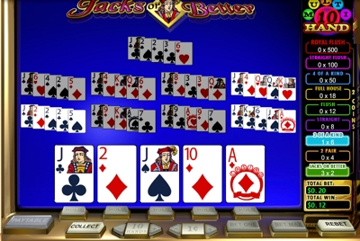 Video poker casino style no download gambling casino sites