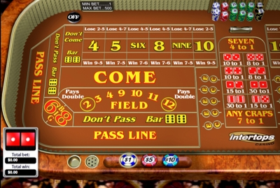 Craps unbeatable strategy